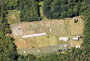 Luftbild Fasanerie